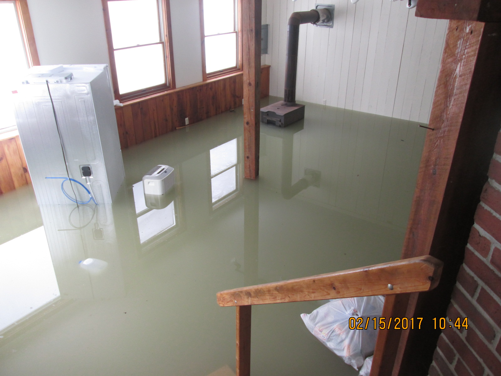 ServiceMaster Flooded Basement Clean up Water Damage Experts of